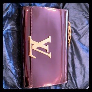 Louis Vuitton Authentic Chain Louise PM - clutch